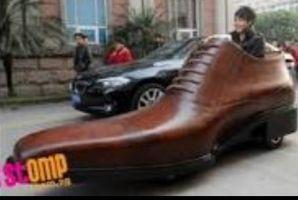 Shoecar (pinterest.com)