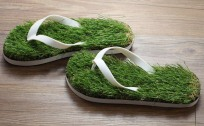 With these you can walk barefoot on the grass everywhere you go! (awesomestuff365)