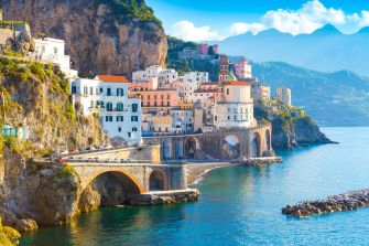 Amalfi Coast, Italy (delicious.com)
