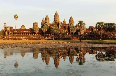 Angkor Wat - photo by jafsegal (flickr.com)