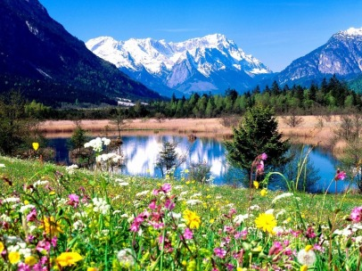 'Beautiful Spring in the World' (blogspot.com)