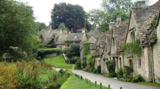 Bilbury, England (en.paperbog.com)