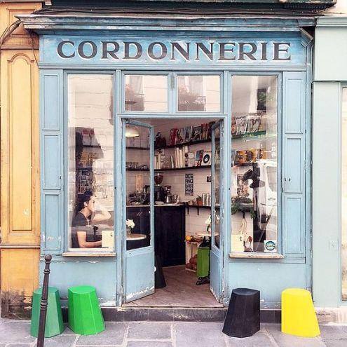 Cordonnerie - sugaredandspiced (instagram.com)