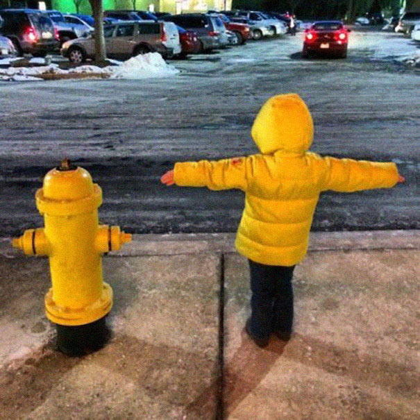 Cutest fire hydrant ever (techeblog.com)