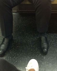 Invisible man who forgot to wear socks - Faizycommando (boredpanda.com)