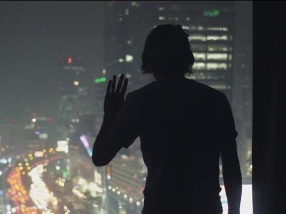 Man in Dark Hotel Room (secondcropcreative.com)