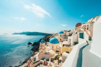 Oia, Santorini, Greece (delicious.com)