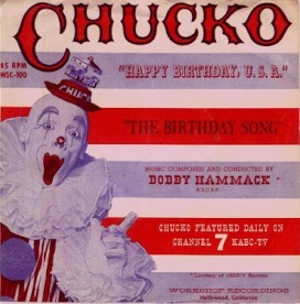 Chucko the Birthday Clown