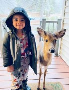 This Virginia 4-year-old went out to play, and came back with a new friend! - SeenSomeThangs (boredpanda.com)
