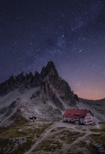 'Tre Cime de Lavaredo, Italy' by Massimiliano Morosinotto (unsplash.com)