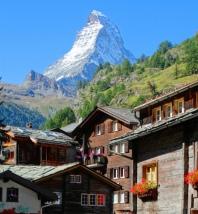 Zermatt, Switzerland (cindyknoke.com)