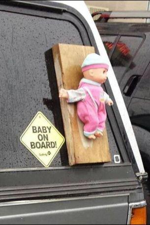 Baby on Board (scrollbreak.com)