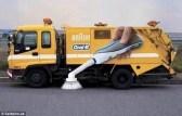 Braun electric tooth brush street sweeper ad - DanielHunter279 (cheezeburger.com)