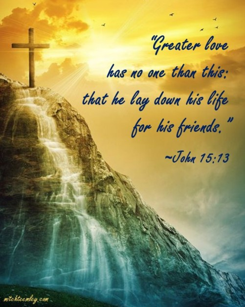 Greater Love..