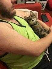 'He takes care of the TV, I take care of him' - aveysophie (boredpanda.com)