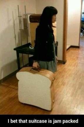 Jam-packed suitcase (imgur.com)