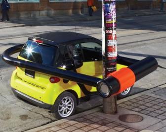 Mini-car (creativeguerrillamarketing.com)