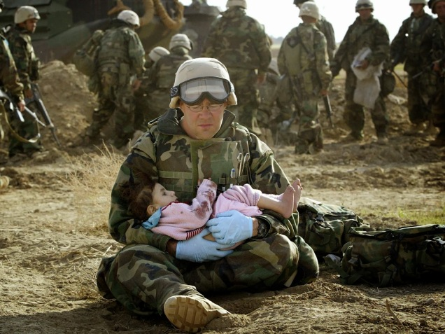 Saving Lives in Iraq