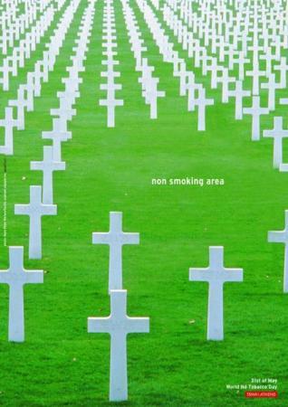 World No Tobacco Day anti-smoking campaign (sortra.com)