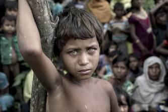 'Battle Victim' in Myanmar by K M Asad (buzzerilla.com)