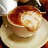 Dali-inspired latte foam 'Melting Watch' by Kazuki Yamamoto (makezine.com)