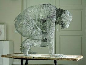 Edoardo Tresoldi - Wire-mesh sculptor 3