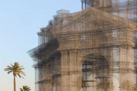 Edoardo Tresoldi - Wire-mesh sculptor 4