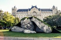 Ervin Hervé-Lóránt, Unexpected appearance, Budapest, Hungary
