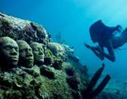 Jason de Caires Taylor, The Underwater Museum, Grenada