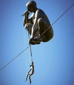 Jerzy Kedziora, 'The Puppeteer,' Poland