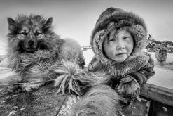 'Little Nenets Nedko,' Siberia by Sergey Anisimov (buzzerilla.com)