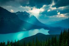 Peyto Lake Overlook, Banf, Canada, by Chi Liu (unsplash.com)