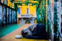 Untitled, Milan, Italy - photo by Francesco Tommasini (unsplash.com)