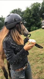Horse-Girl takes a break (reddit.com)