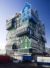 Inntel Hotel, Zaandam, Netherlands (archiobjects.org)