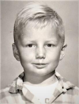 Jeff, age 7 (2nd Grade photo)