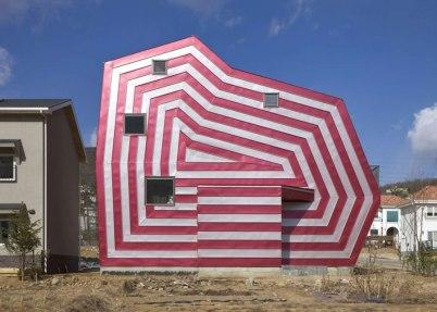 Lollipop House, South Korea (archiobjects.org)