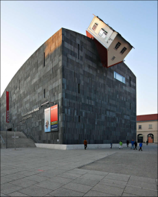 Moseum Moderner Kunst, Vienna ('I don't think we're in Kansas anymore, Toto') (youramazingplaces.com)