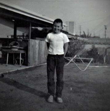 Rory, age 7 or 8 (maybe)