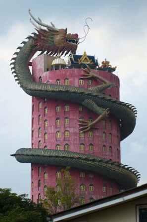 Samphran Temple, Thailand (gizmodo.com)