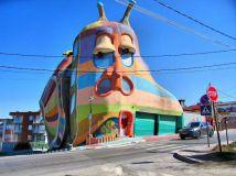 'Snail House,' Bulgaria, because, um... architecture shaming (boredpanda.com)