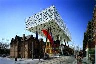 The Sharp Centre, Toronto, Canada - Will Alsop (archiobjects.org)