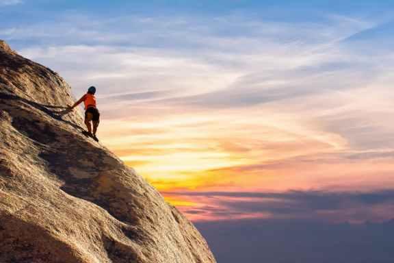 A Hard Climb (pixaby.com)