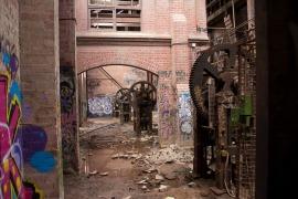 'Abandoned City' (pixaby.com)