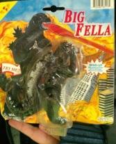 Aha, my next movie - 'Notzilla vs. Big Fella' (elitereaders.com)