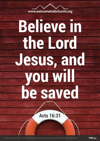 Believe in the Lord (shop.truthvine.com)