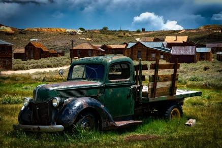 Bodie, California (pixaby.com)