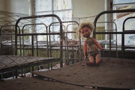 Chernobyl children's nursery - photo by Oleksandra Bardash (unsplash.com)