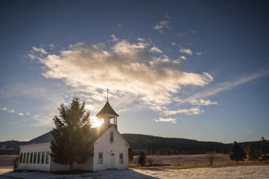 Country School - photo by Tim Umphreys (unsplash.com)