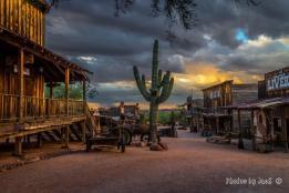 Goldfield, Arizona - photo by Jack (shutterbug.com)